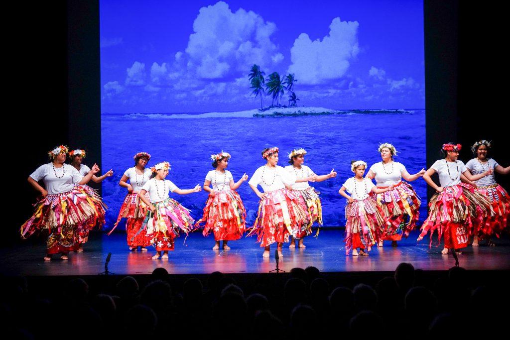 Tuvaluan Dance
