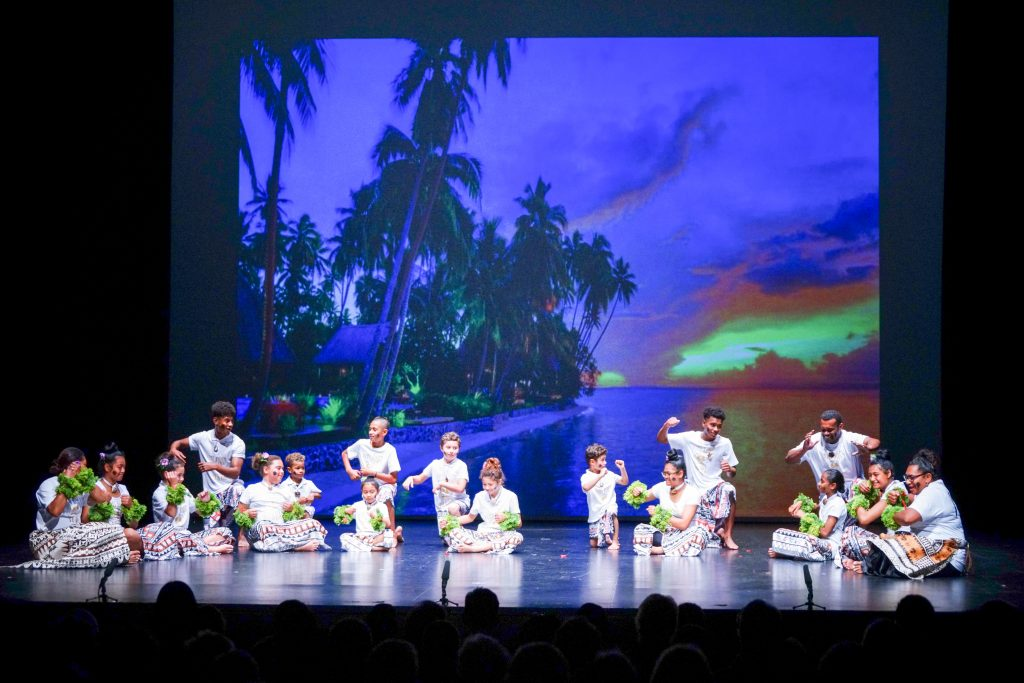 Oamaru Fijian Dance