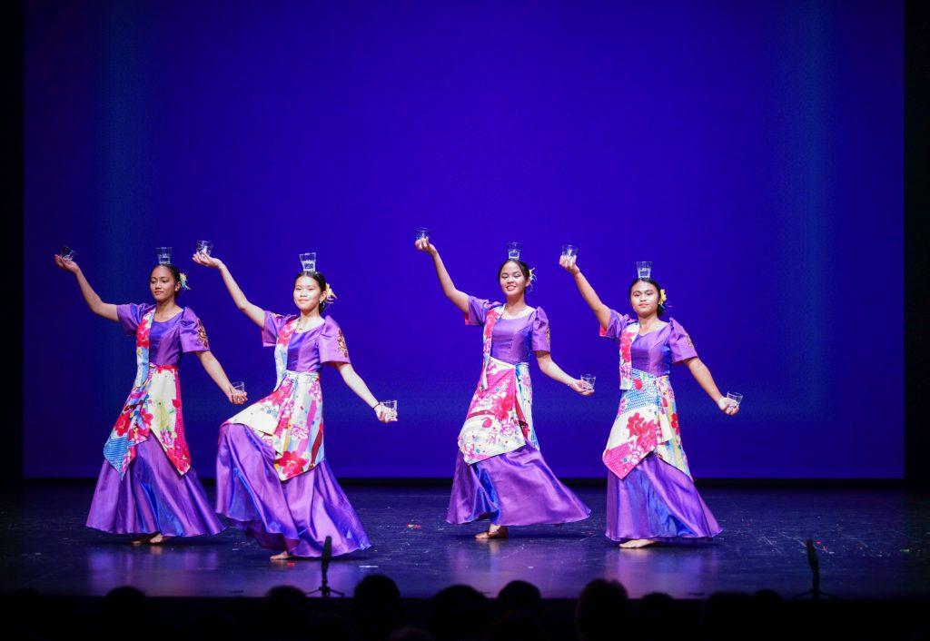 Traditional Filipino Dance