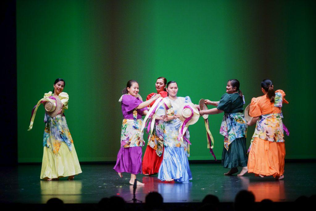 Traditional Filipino Hat Dance