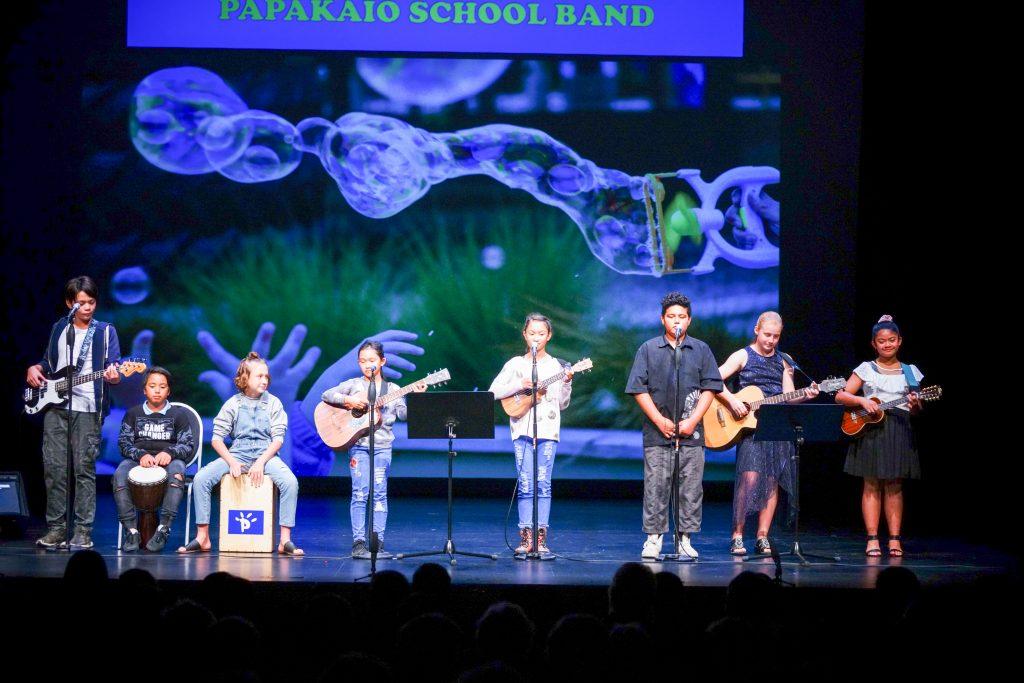 Pakakaio School Band - Modern Pop