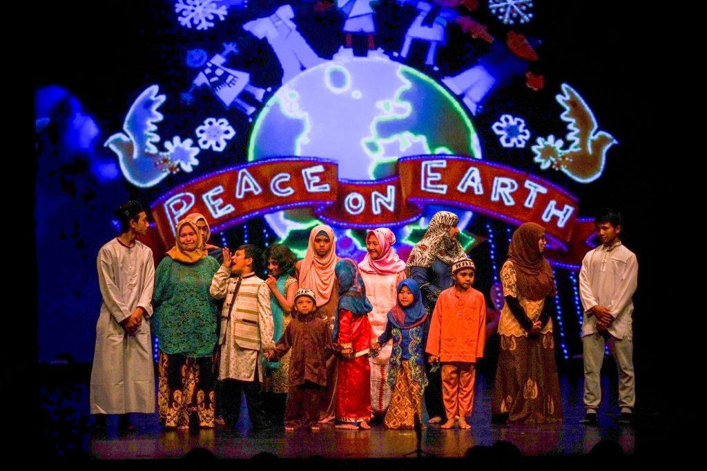 Peace on Earth - Oamaru Islamic Choir
