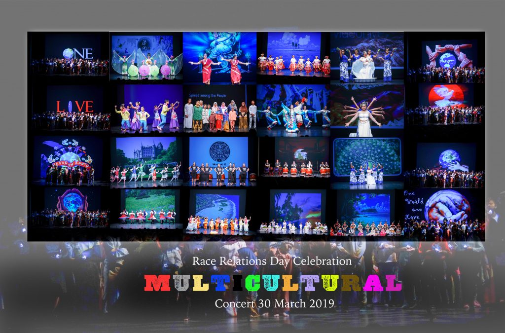 Race Relations Day Celebrations Multicultural Concert 30 March 2019